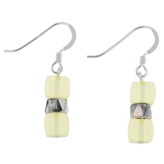 0477098a7d101 Carrie Elspeth Yellow Sparkle Earrings