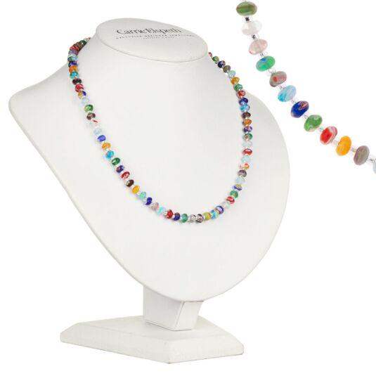 Spring Millefiori Full Necklace
