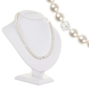 Clear Crystal Moments Opulence Necklace