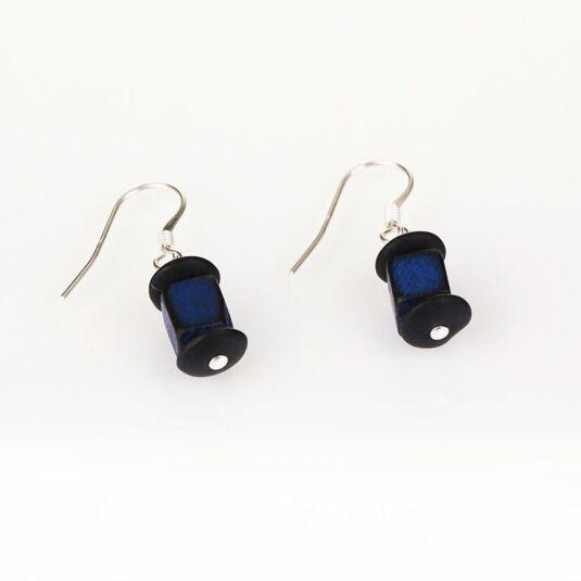 Rainbow Allsorts Turquoise Earrings