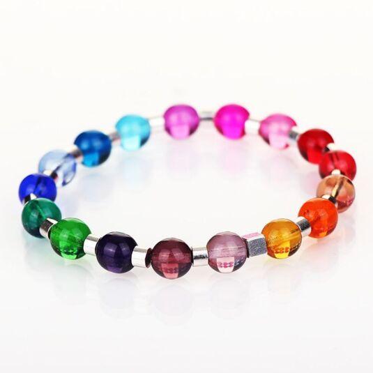 Rainbow Galaxy Bracelet