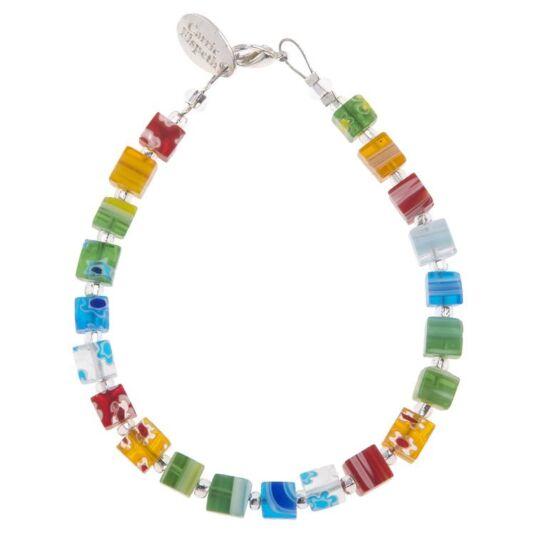 Daisy Cube Bracelet