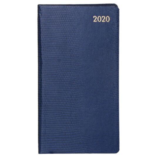 Navy Lizard 2020 Slim Diary