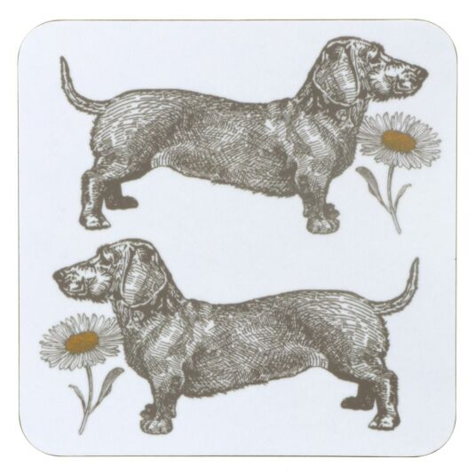 Dog & Daisy Pot Stand