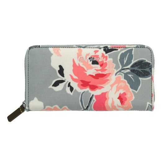 Paper Rose Continental Zip Wallet