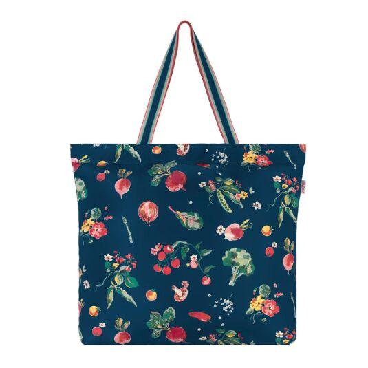 Garden Veg Large Foldaway Tote Bag
