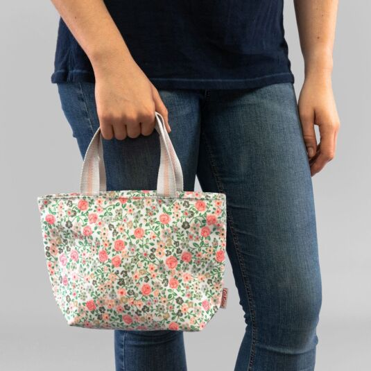 Hedge Rose Lunch Tote