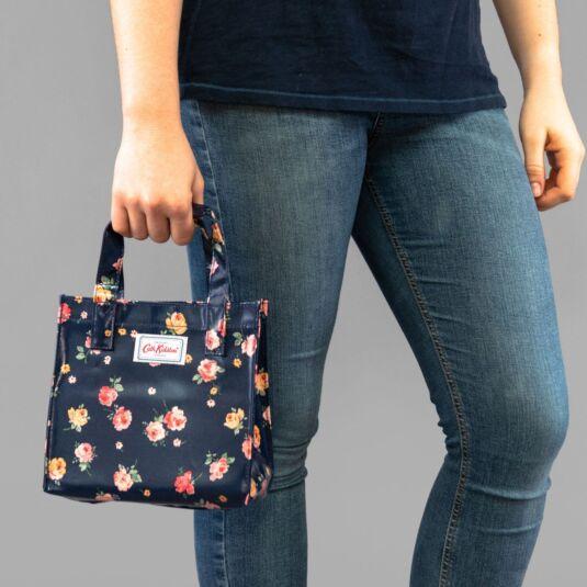 Wimbourne Rose Small Bookbag