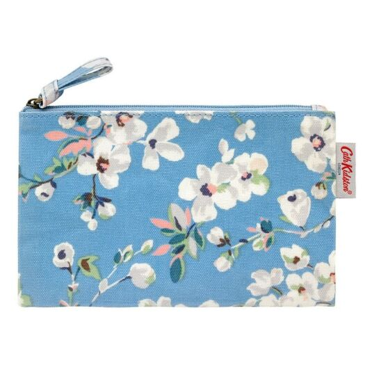 Wellesley Blossom Zip Purse