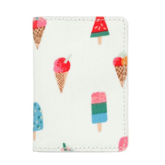 Ice Cream Ticket Holder