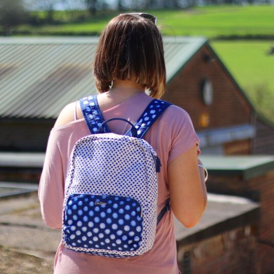 Sparkle Spot Backpack