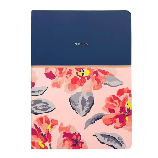 Spring Bloom Soft Cover Notebook