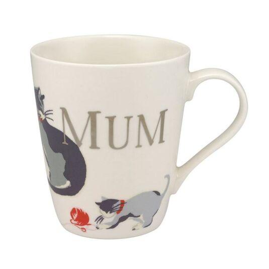 Painted Cats Mum Stanley Mug