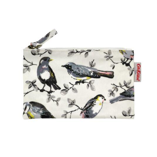 Garden Birds Zip Purse