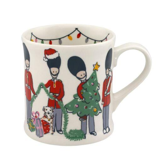 Christmas Guards Boxed Mug