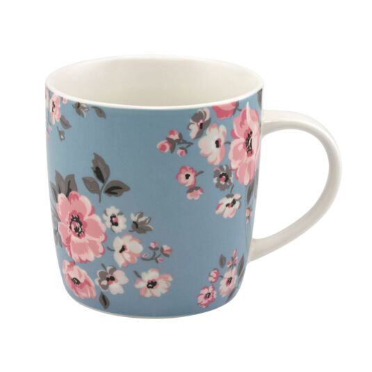 Blue Grove Bunch Audrey Shaped Mug