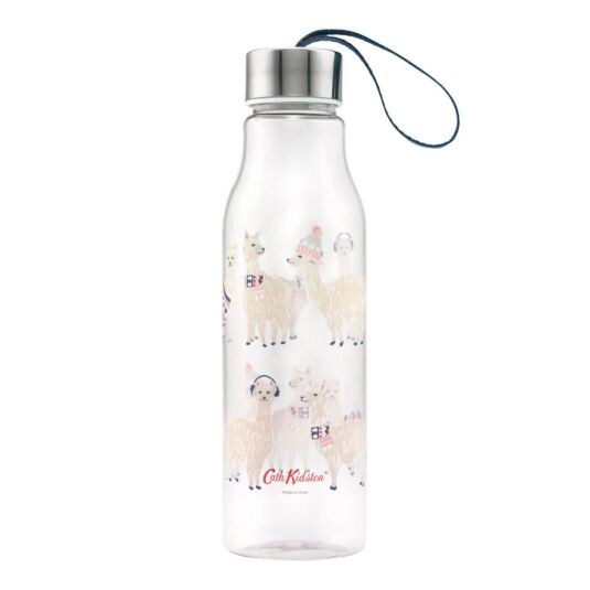Alpaca Lanyard Water Bottle