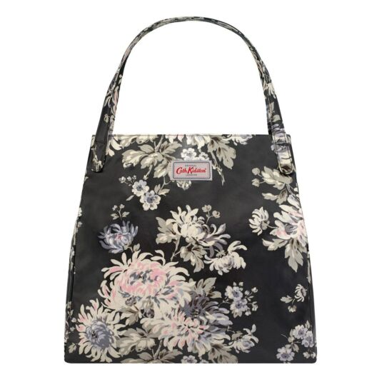 York Flowers Shoulder Tote Bag