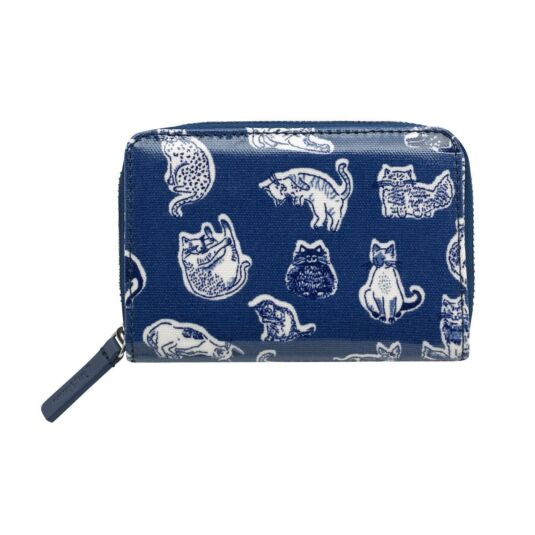 Mini Squiggle Cats Pocket Purse