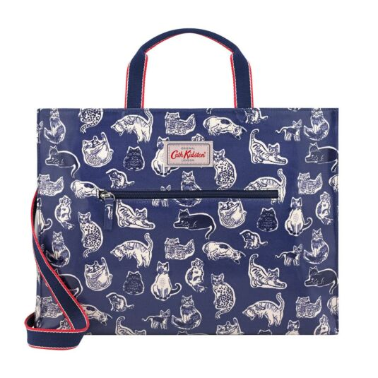 Squiggle Cats Carryall