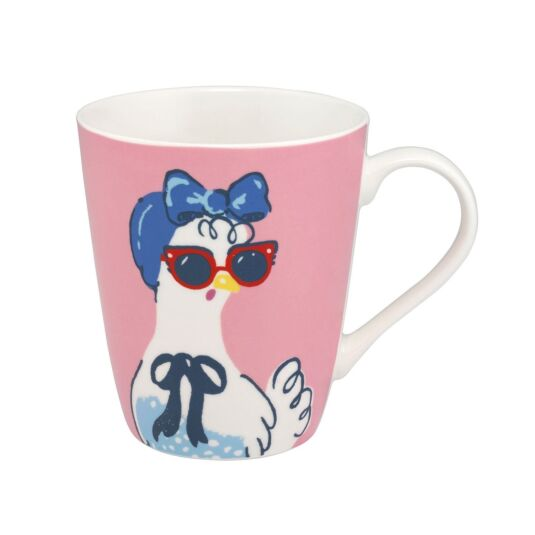 Light Pink Hen Party Stanley Shaped Mug