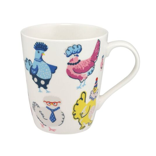 Pearl Hen Party Stanley Shaped Mug