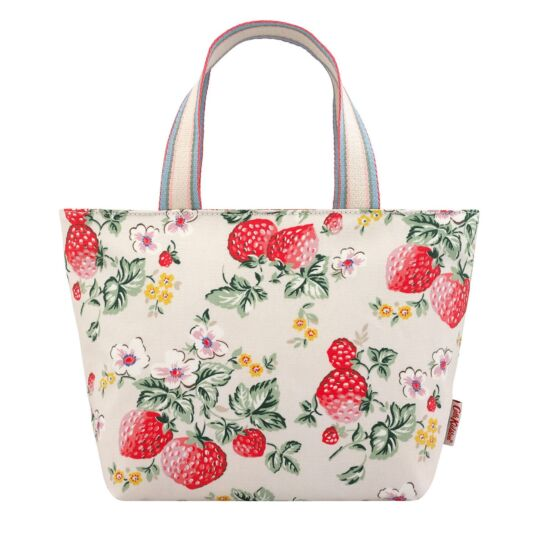Wild Strawberry Lunch Tote