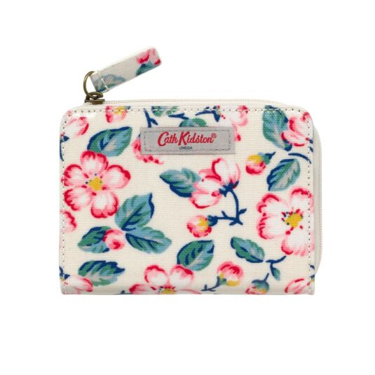 Climbing Blossom Slim Folded Purse