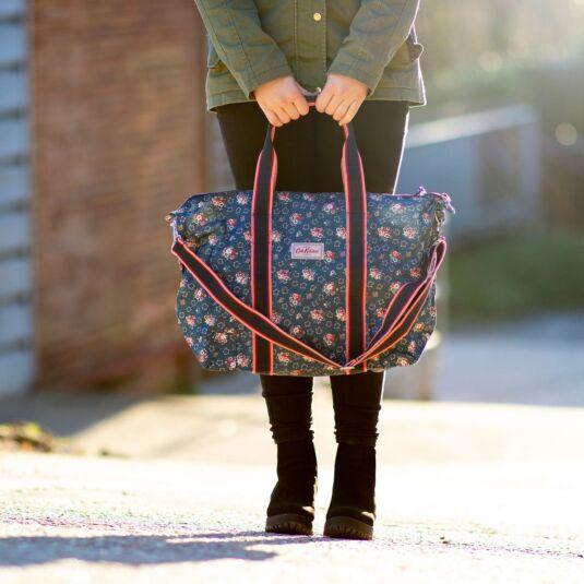 Lucky Bunch Foldaway Overnight Bag