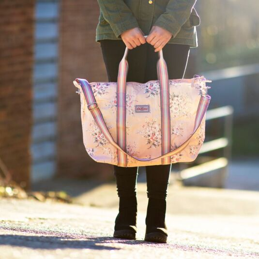 Spitalfields Small Foldaway Overnight Bag