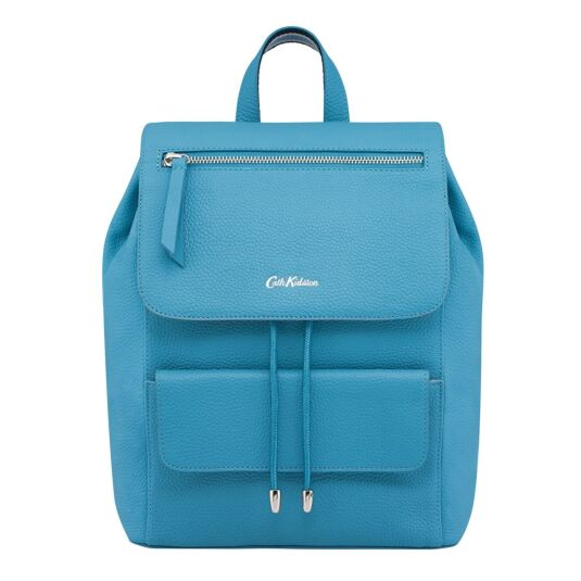 Barton Leather Backpack