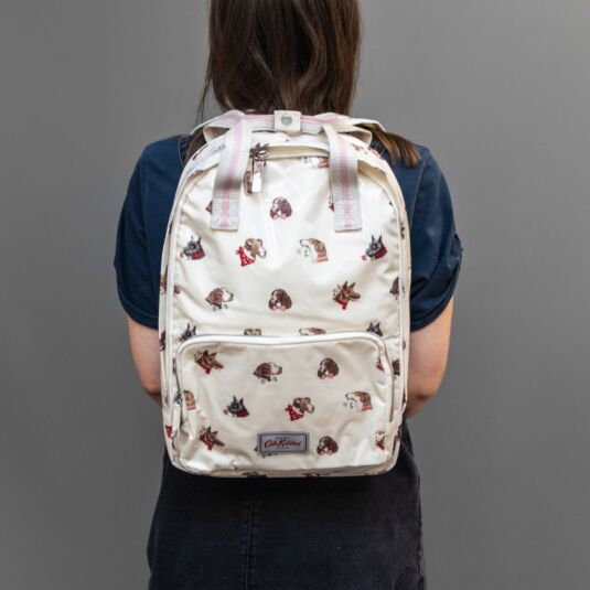 Dog Portraits Multi Pocket Backpack