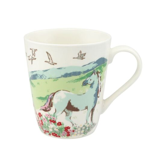 Happy Horses Stanley Shaped Mug