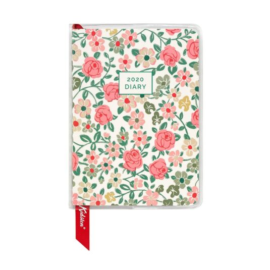 Hedge Rose A6 2020 Diary
