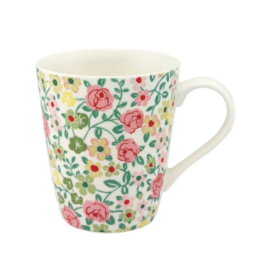 Hedge Rose Stanley Shaped Mug