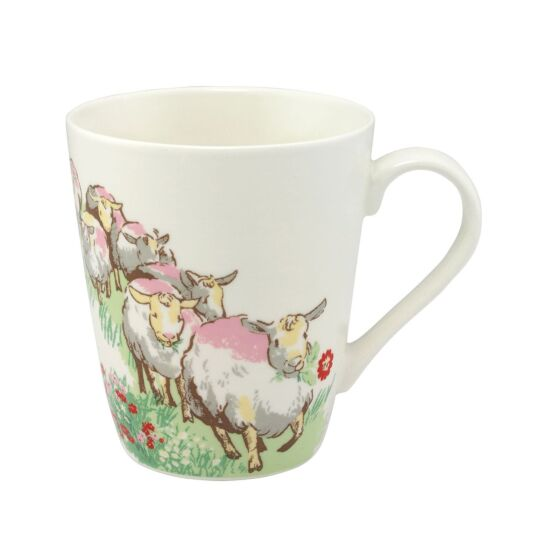 Strolling Sheep Stanley Shaped Mug