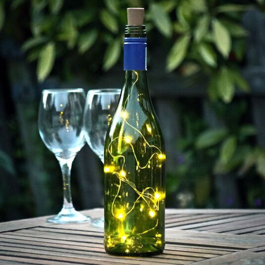 Bottle LED Light Kit with 10 LEDs