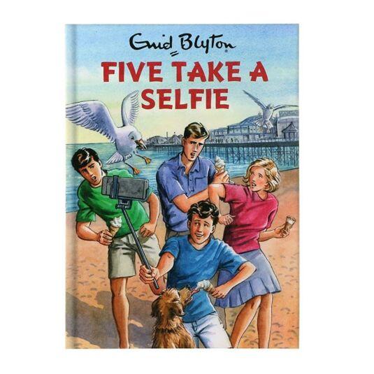 Five Take A Selfie Card