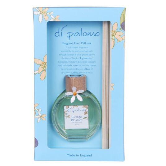 Orange Blossom, Honey & Olive Fragrant Reed Diffuser