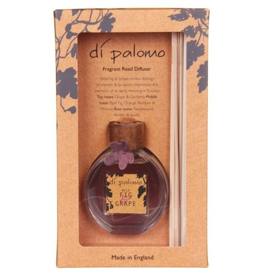 Wild Fig & Grape Fragrant Reed Diffuser
