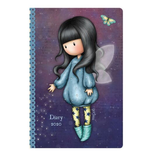 Bubble Fairy 2020 Pocket Diary