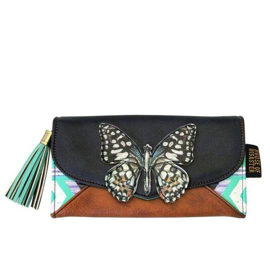 Bohemia Butterfly Wallet