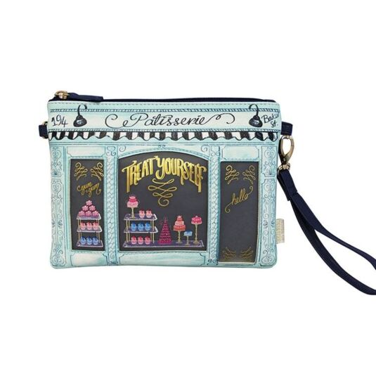 Boulevard Patisserie Clutch Bag