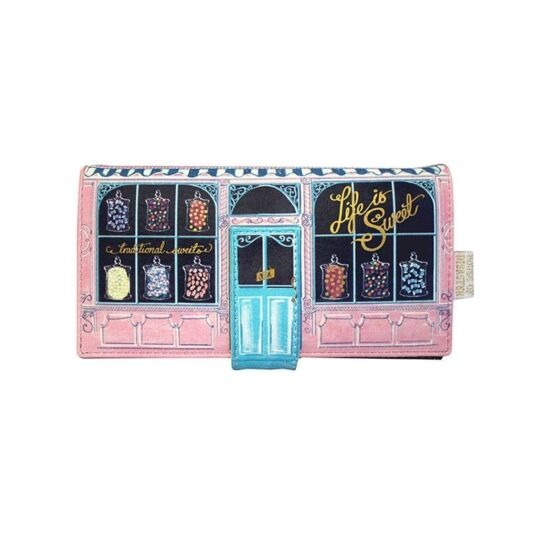 Boulevard Sweet Shop Wallet