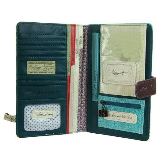 Disaster designs bon voyage travel wallet temptation gifts for Sejour design