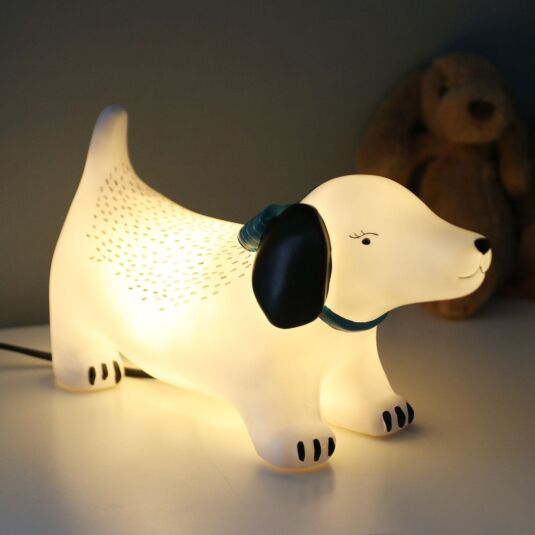 Hot Dog Lamp