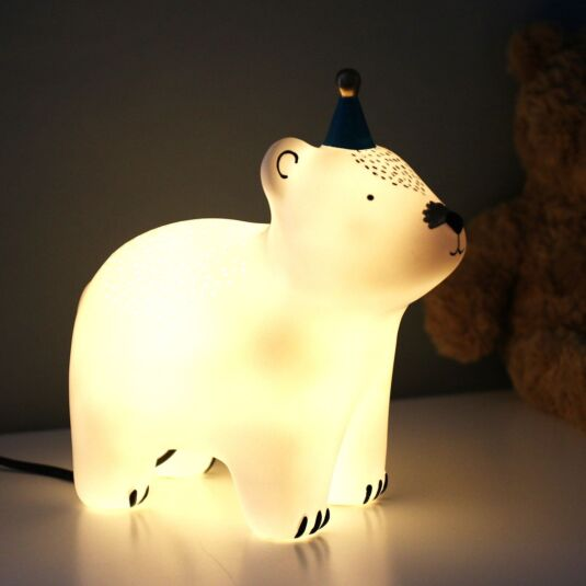 Party Bear Lamp