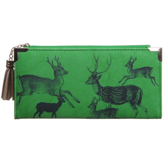 Heritage & Harlequin Deer Purse