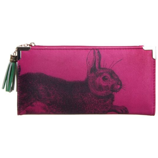 Heritage & Harlequin Rabbit Purse