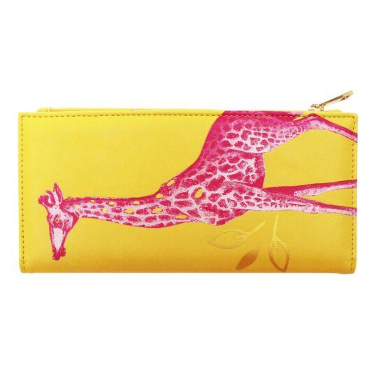 Heritage & Harlequin Giraffe Wallet